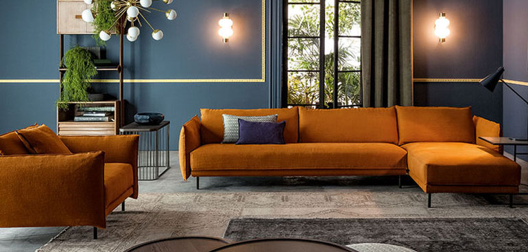 Divani e divani letto trasformabili per abitazioni e - Fusti divani e poltrone ...
